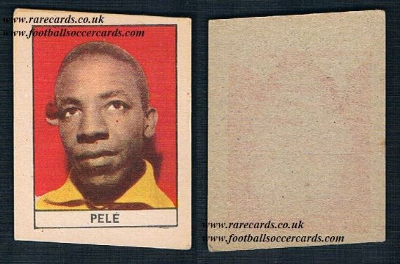 1962 Marca Stella Pele small card